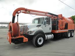 100 Sewer Truck 2012 INTERNATIONAL WORKSTAR 7400 Miami FL 5004317254