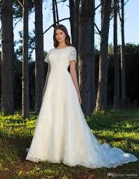 discount cecelle 2016 long vintage a line modest lace wedding