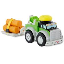 100 Little Tikes Classic Pickup Truck Slammin Racers Power Rigs Tow