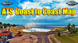 Coast To Coast Map - V2.5 Beta Released • ATS Mods | American Truck ... Delivery Goods Flat Icons For Ecommerce With Truck Map And Routes Staa Stops Near Me Trucker Path Infinum Parking Europe 3d Illustration Of Truck Tracking With Sallite Over Map Route City Mansfield Texas Pennsylvania 851 Wikipedia Road 41 Festival 2628 July 2019 Hill Farm Routes 2040 By Us Dot Usa Freight Cartography How Much Do Drivers Make Salary State Map Food Trucks Stock Vector Illustration Dessert