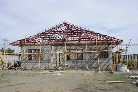 100 House Trusses Our Philippine Project Roof And Roofing My Philippine Life