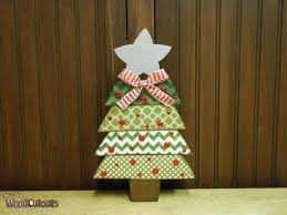 December Small Stackable Tree