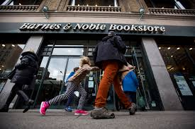 Barnes & Noble Is Falling Even Further Behind Amazon