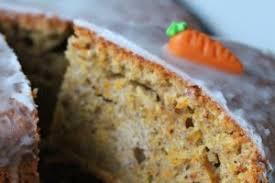 möhren nuss kuchen oder frosty carrot cake