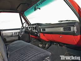 100 Truck Interior Parts 1984 Chevy C10 Back To The Future Photo Image Gallery