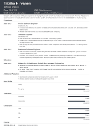Software Engineer & Developer Resume Examples & Format Software Engineer Developer Resume Examples Format Best Remote Example Livecareer Guide 12 Samples Word Pdf Entrylevel Qa Tester Sample Monstercom Template Cv Request For An Entrylevel Software Engineer Resume Feedback 10 Example Etciscoming Account Manager Disnctive Career Services Development And Templates