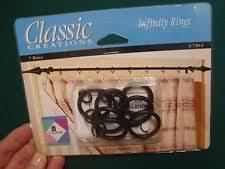 Graber Curtain Rod Hardware by Graber Curtain Ring Window Treatment Hardware Ebay