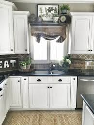 Full Size Of Kitchenrustic Country Kitchen Ideas Rustic Decor Above Cabinets Decorating