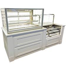 Federal Industries ITD3626 Italian Series 36 Countertop Dry Bakery Display Case