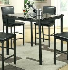 Dining Table Set Walmart by Dining Table Dorel Asia Wm3669 Faux Marble Top Dining Table Set