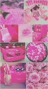 Pink Stuff Wallpaper Background IPhone Cute Pretty Glitter Food
