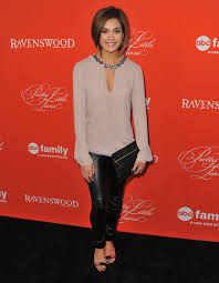 Pretty Little Liars 2014 Halloween Special by Nicole Gale Anderson Screening Of Pretty Little Liars Halloween