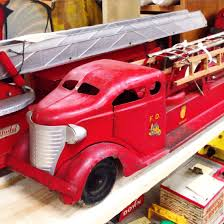 FOUND THIS ANTIQUE TOY FIRE TRUCK ! ...... I Love Vintage Toys ... Testimonials Jobbersinccom Antique Fire Truck Show Preserving The Past The Berkshire Eagle Awesome Original Vintage 1950 Tonka Tdf No 5 Toy Sinas Auction To Benefit 48 Fire Truck Restoration Old Cars Weekly 1939 American Lafrance Nanuet Engine Company 1 Rockland County New York 1928 Ford For Sale Classiccarscom Cc918151 Free Buddy L Price Guide 410 Best Trucks Images On Pinterest Vintage Nylint Snorkel Fire Truck Knoppixnet 1956 Enthusiasts Forums