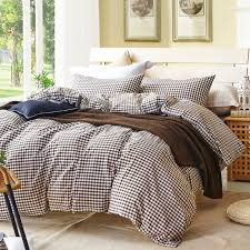 How To Wash Plaid Duvet Cover — Home Ideas Collection