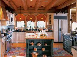 Log Cabin Kitchen Lighting Ideas by Chic And Trendy Cabin Kitchen Designs Cabin Kitchen Designs And