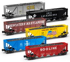 100 Menards Truck 112118 New Boxcars And Hoppers From O Gauge