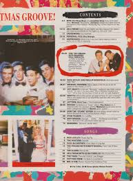 Kim Wilde Rockin Around The Christmas Tree by Smash Hits 16 29 December 1987 Www Shanemarais Net
