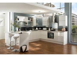 cuisine alu et bois cuisine alu et bois blanc gris un duo de couleur dans