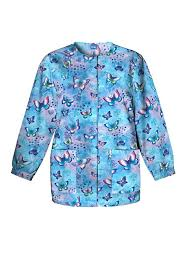 print and graphic medical scrub jackets scrubs beyond