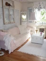 heavens rosé cottage mehr weiße romantik im wohnzimmer