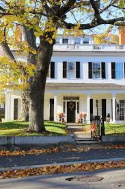 Christmas Tree Shop Foxborough Mass by Autumn In Marblehead Massachusetts New England Living Preppy