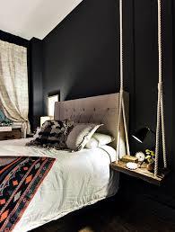 schwarz design inspiration für master bedroom decor grey