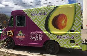 100 Most Popular Food Trucks Avocados From Mexicos GuacNRoll Activities Named