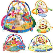 New Arrival Soft Baby Play Mat Baby Music Playmat Educational Toys