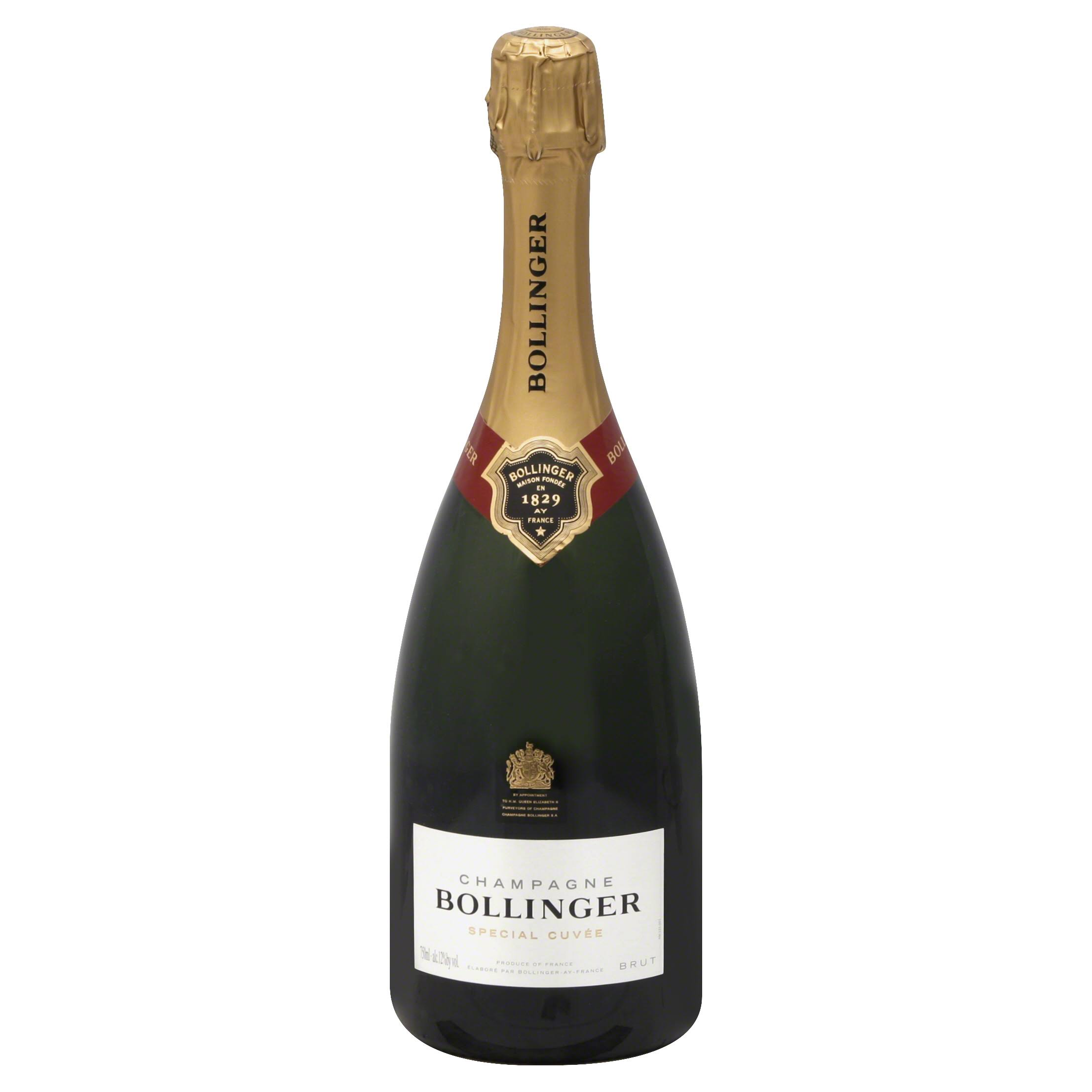 Bollinger Champagne, Special Cuvee, Brut - 750 ml