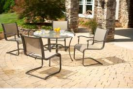 King Soopers Patio Furniture by Martha Stewart Living Welland 5 Piece Patio Set 299 99 Shipped