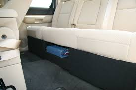 100 Truck Subwoofer Boxes Dual Sub Box WAmp Rack 20072013 Silverado Crew Sound Off Audio Inc