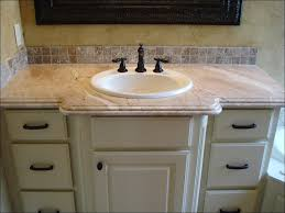 Chandelier Over Bathroom Vanity by Bathroom Wonderful Small Crystal Chandelier Log Home Bathroom