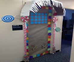 funny christmas office door decorating ideas best images