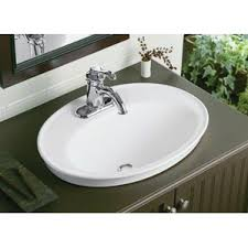 Kohler Overmount Bathroom Sinks by Drop In Sinks You U0027ll Love Wayfair