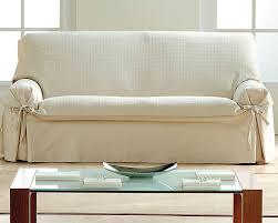 couvre canapé 3 places housse de canapé 3 places avec accoudoir zelfaanhetwerk