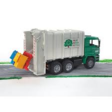 Bruder Toys Man Garbage Truck Rear Loading Green By Bruder - Shop ... Bruder Mb Arocs Halfpipe Dump Truck Model Vehicle Red Yellow 3 Man Tgs Crane Truck By Bruder Toys Fundamentally Amazoncom Man Side Loading Garbage Orange Toy Videos For Children Tractors Kids Best Of Bruder Tga Tip Up Cxc Babies Lsm Custom Trucks Kavanaghs Sciana R Series Tipper Truck 116 Scale Scania Rseries Low Loader With Cat Bulldozer 03555 Kids Replica Mack Granite Dump Fire Childhoodreamer 3554 Scania Rseries Cement Mixer Amazoncouk Trailer Mod Rc Tech Forums