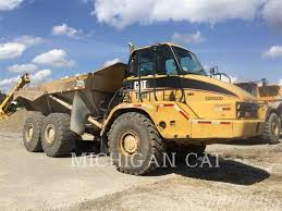 100 Dump Trucks For Sale In Michigan Caterpillar 725 For Sale Enroute MI Price US 124900 Year 2006
