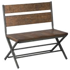 Signature Design By Ashley Kavara Distressed Pine Wood/Metal Double ... Santa Fe Rusticos Solid Pine Ding Chair The Brick Shop Deana Ornate Linen And Wood Chairs Set Of 2 By Mistana Colletta Reviews Wayfair Hill Each In Rustic Humble Abode Vidaxl Side Seat Brown Kitchen Living Mar Pro Csc 018 Retro Fniture Finland Pinewood Buy Chairwooden Chairpine Metal Bouclaircom Seconique Corona Waxed With Pu Steel X Base Table Home Ideas Farmhouse Ding Room Table Antiques Atlas Of 6 Katlyn