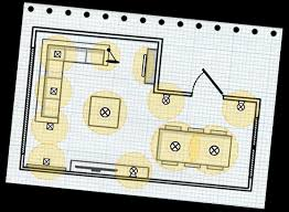 How To Make A Floor Plan On The Computer by Residential Lighting Plan Philips Lighting