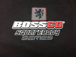 BOSSCO CHEVY TRUCK SQUAREBODY SERIES SHORT SLEEVE T-SHIRT