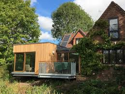 100 Contemporary Lodge Extension Waterside Lodge Clegg Associates