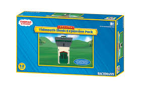 Thomas Tidmouth Sheds Instructions by Percy And The Troublesome Trucks 90069 509 00 Bachmann