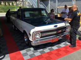 100 Chevy Truck 1970 Chevrolet C10 12 Ton Values Hagerty Valuation Tool