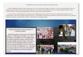 New School Phrenologie China Uberwacht Muslimische Minderheiten Mit
