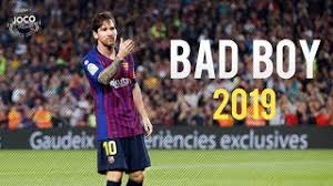lionel messi bad boy skills goals 2018 2019 hd