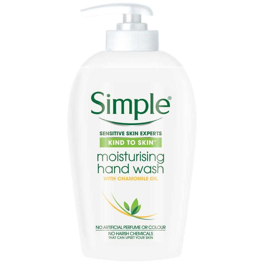 Simple Kind to Skin Moisturising Hand Wash - 250ml