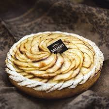 Apple Tart Rustic Pastry Raleigh Baking Pastrylife Pastrychef