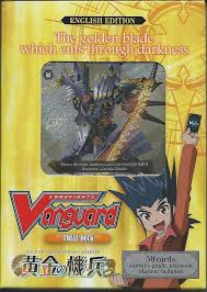 Vanguard Trial Deck 1 by Cardfight Vanguard English Trial Deck Golden Mechanical Soldier