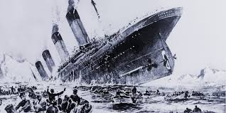 Titanic Sinking Animation Real Time by Titanic Sinks Sinks Ideas