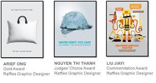 Raffles Graphic Designers Bagged Multiple Awards At The 2014 SafetyWork Creative
